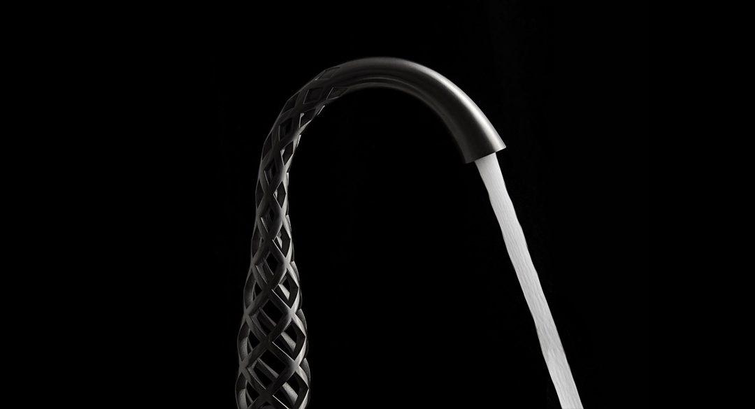 Haute-couture Faucet Creations